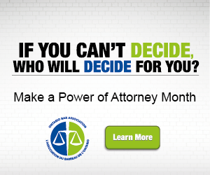 Make A Power of Attorney Month